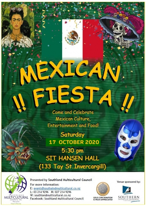 Mexican Fiesta new date